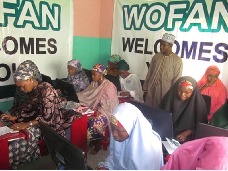 WOFAN marks intl women day 2015